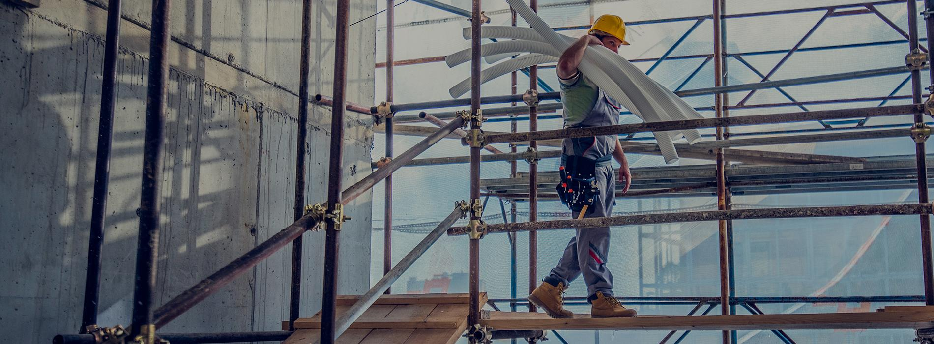 Craftman toimittaa työntekijöitä rakennusalan ja teollisuuden tarpeisiin vaivattomasti