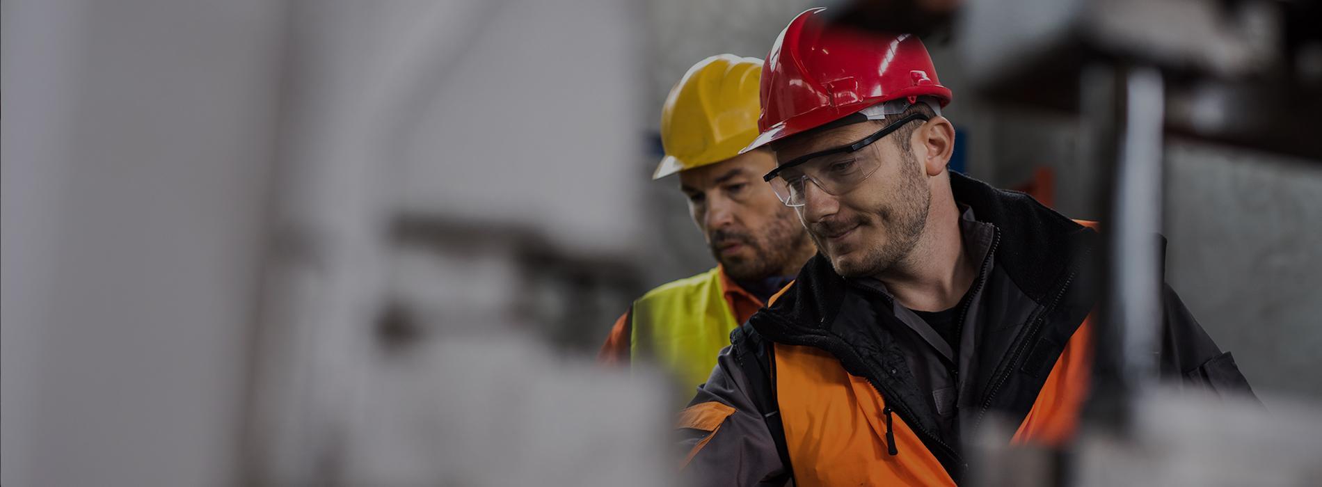 Henkilöstövuokraus teollisuuteen ja rakennusalalle