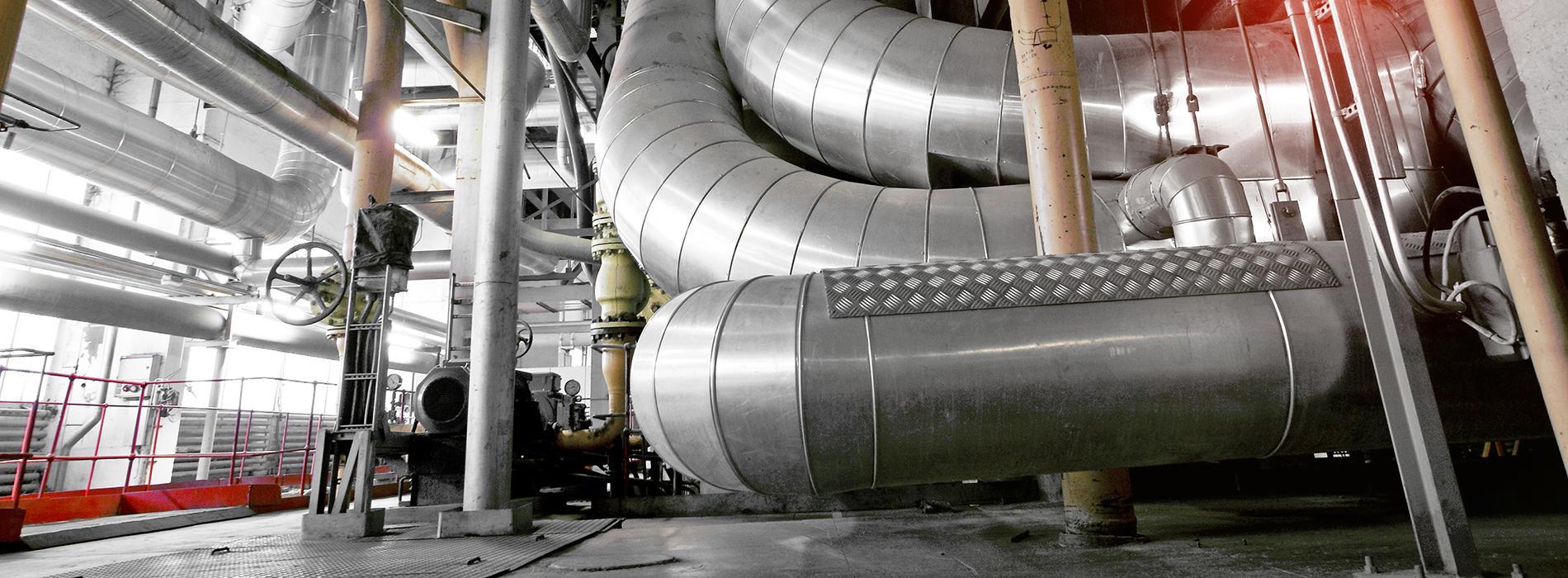Teollisuuseristäjämme toteuttavat erilaiset teollisuuden eristystyöt kuten putkisto-, säiliö